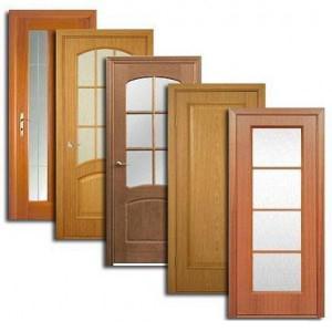 Двери, дверные блоки Канадея