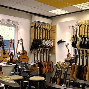 Музыкальные магазины Канадея